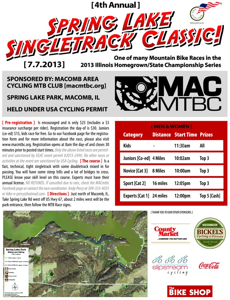 4th Singletrack Classic