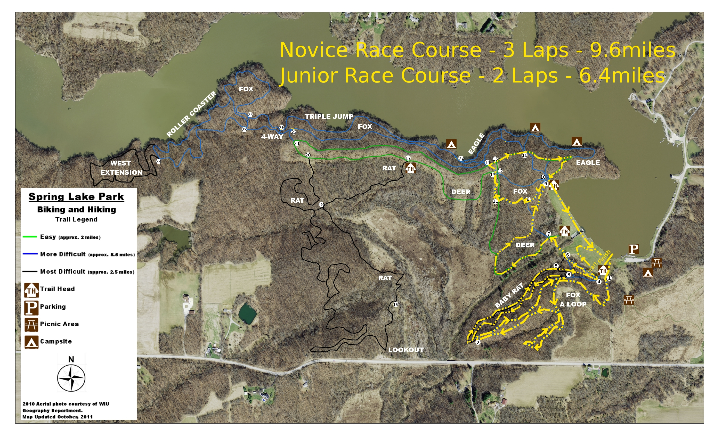 NoviceJuniorRaceCourse
